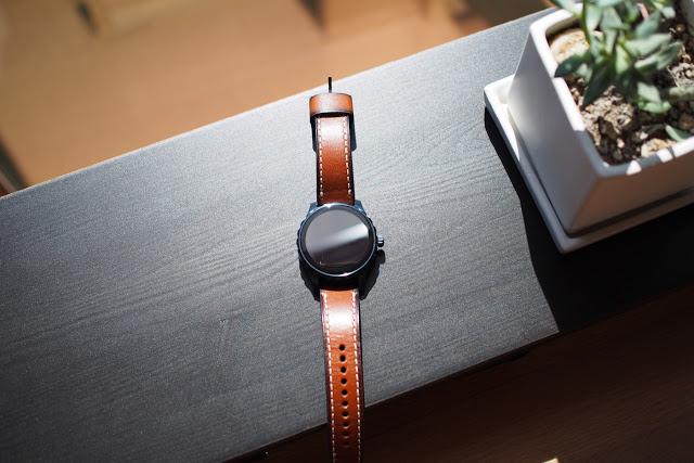 【Fossil Q Marshal】時計としての使いやすさが、普段使いへ繋がる