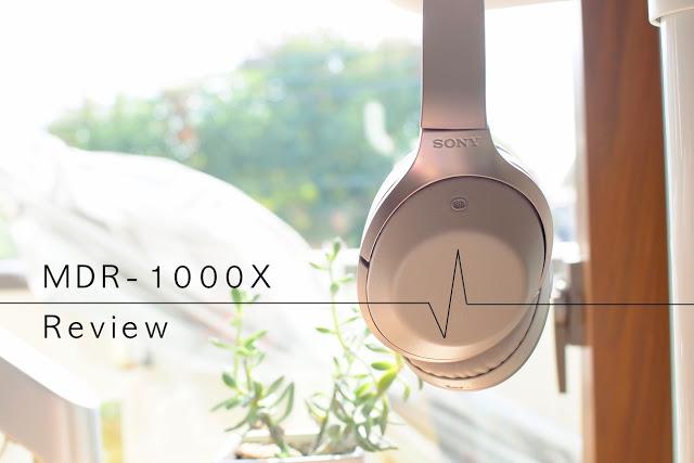 街の雑音をかき消し静寂の世界へ SONY「MDR-1000X」レビュー