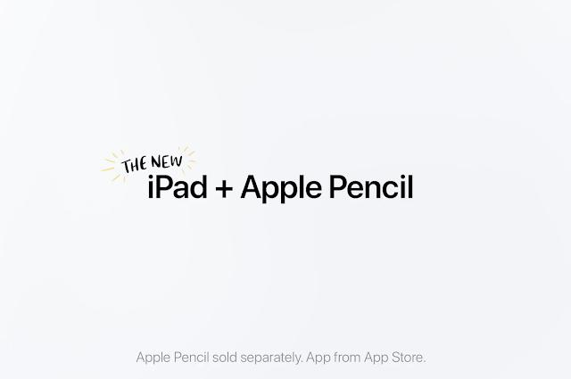 Apple Pencil対応、A10 Fusionプロセッサ搭載のお買い得な新iPad発表。学割適用で約3万9000円(税込)から