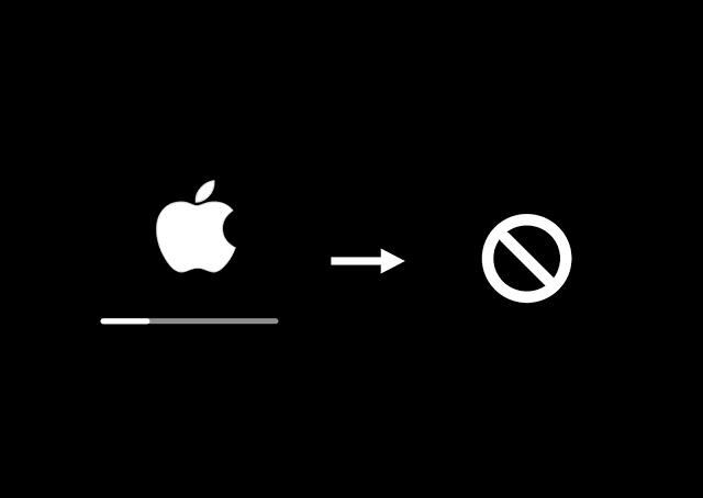 突然MacBook Proが、駐車禁止マーク吐いて起動不能になってしまった