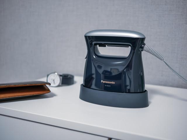 何かと忙しい新社会人にオススメしたい、Panasonicの衣類スチーマー「NI-FS530」