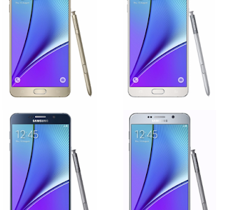 【Unpacked 2015】Samsungが「GALAXY Note 5」とS6派生モデル「GALAXY S6 edge +」を正式発表!