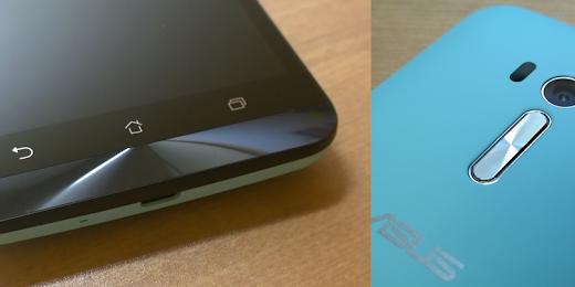 カメラの性能怪獣? ASUS Zenfone Selfie (ZD551KL) 開封の儀・レビュー!