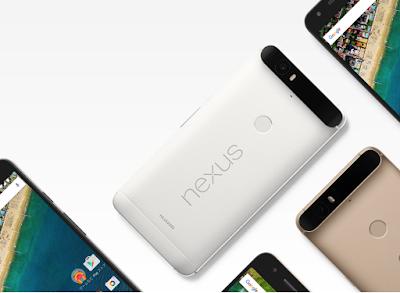 Googleストアの新学期セールでNexus 5X・6Pが6,050円引きに