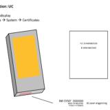 現行ZX300の後継機となる、新型ウォークマン「NW-ZX500」がFCC通過。IFA2019で発表?