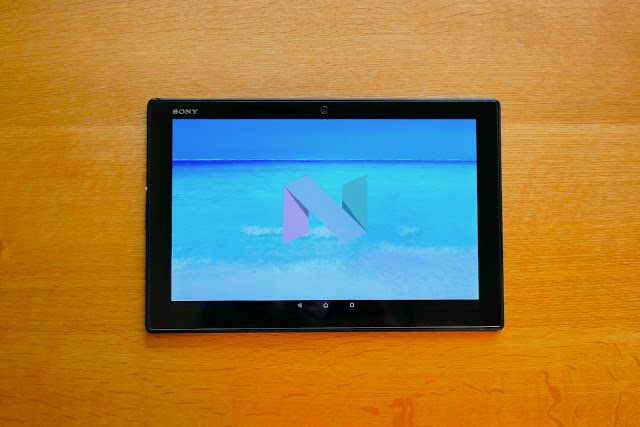 【Xperia Z4 Tablet】ついに7.0がやってきた。8:5の縦横比は意外にマルチディスプレイと相性が良い!