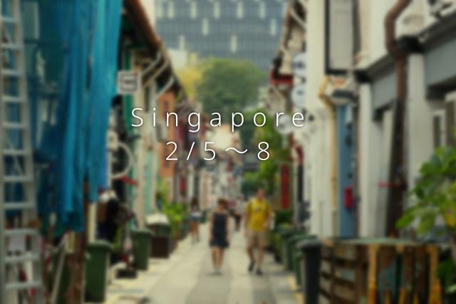 【シンガポール旅行】小さいけれど、「濃い」が詰まった観光大国。日本にない非日常を求めて