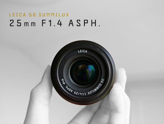 日常をドラマチックに切り取る。MFTなら持っておきたい単焦点「LEICA DG SUMMILUX 25mm F1.4 ASPH.」レビュー