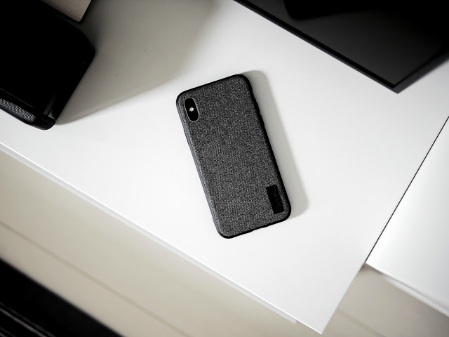 【レビュー】軽量・ミニマルデザインが特徴のmemumiのiPhone Xケース