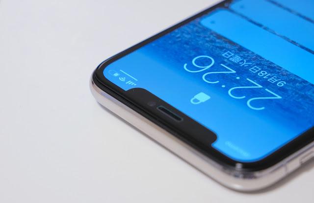 まるで何も付けてないような美しさ。HumixxのiPhone X向け全面保護ガラスが超おすすめ