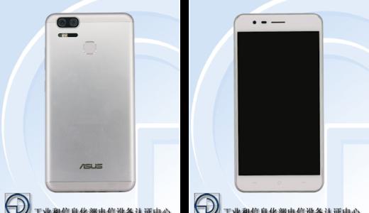 デュアルカメラ搭載の「ASUS_Z01HD」はZenfone Zoomの後継?