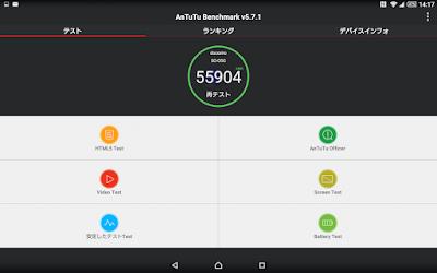 SONY史上最強タブレット「Xperia Z4 Tablet  SO-05G」をレビュー!
