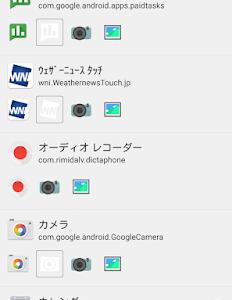 Google Nowランチャーで自分の好きなアイコンを設定するには?