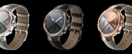 【IFA 2016】「カク」から「マル」へ。 Snapdragon Wear 2100搭載の「ZenWatch 3」発表