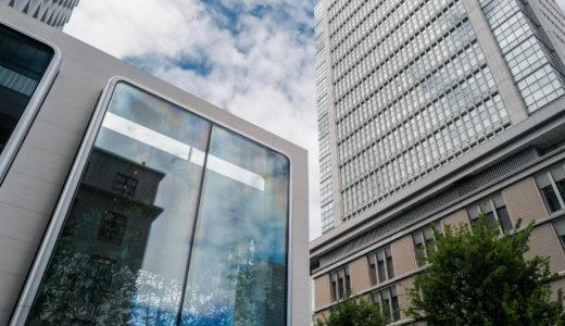 【WalkWithLeica #2】そびえ立つビル、ビル、ビル。Appleストアがオープンした東京丸の内をぶらり。